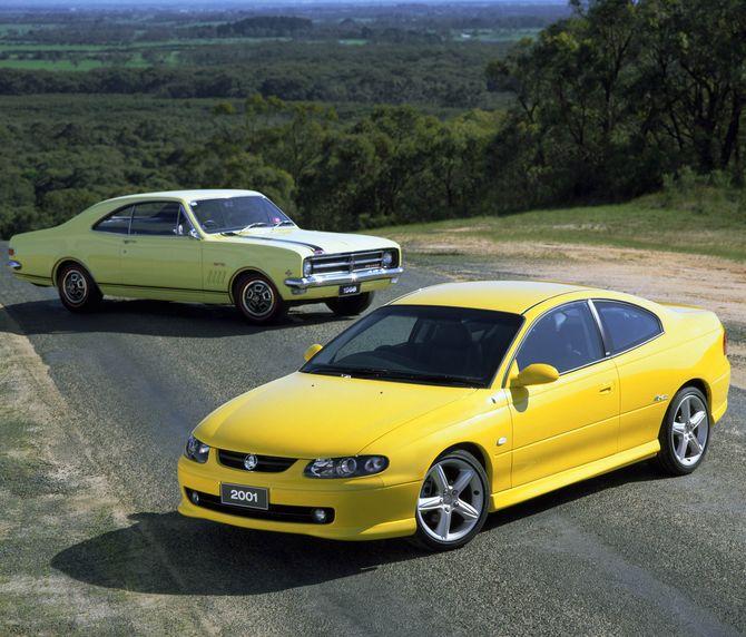 Holden Car Wallpaper: Review: Holden V2 Monaro (2001-04