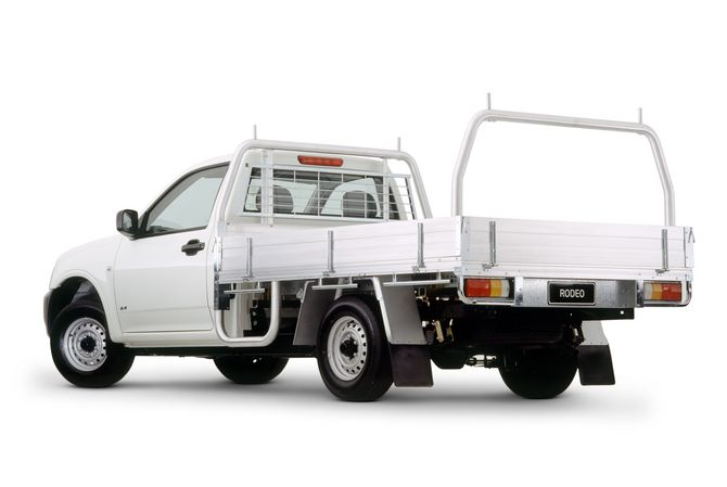 how to make holden rodeo dose