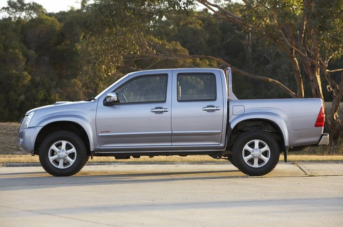 Holden Rodeo Utility Review (RA: 2003-08)