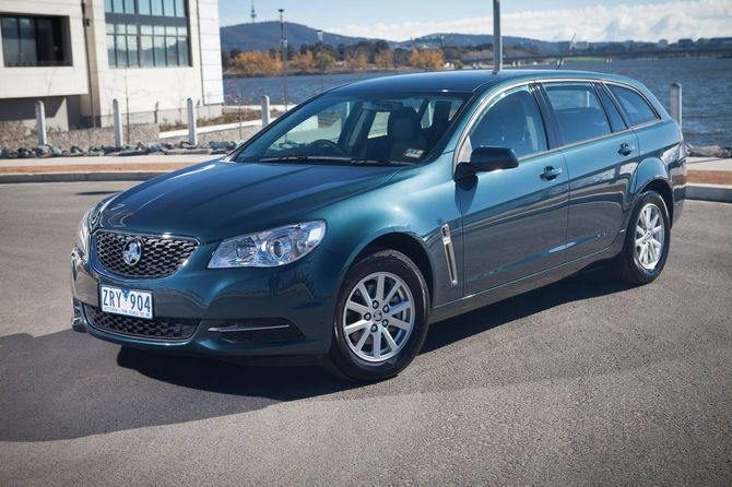 Holden VF Sportwagon Review 201317 SV6 SS Calais