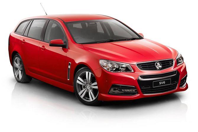Review Holden Vf Sportwagon 2013 17 Sv6 Ss Calais