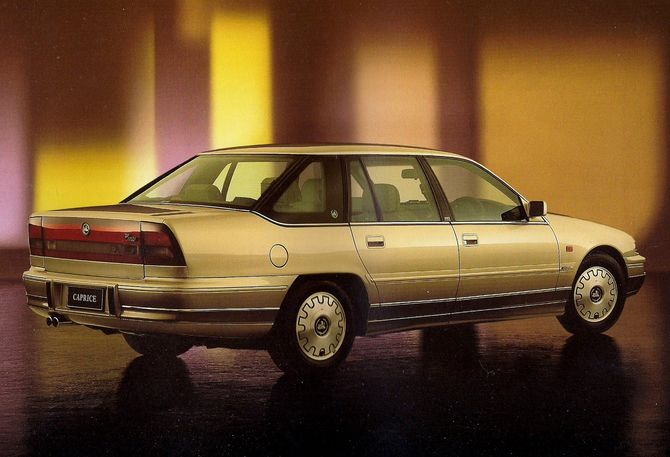 Holden Statesmancaprice Vr Ser on 1994 Toyota 3 0 V6 Engine