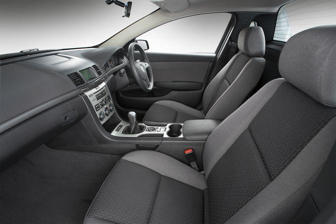 Holden Ve Ute Review 2007 13 Omega Sv6 And Ss V