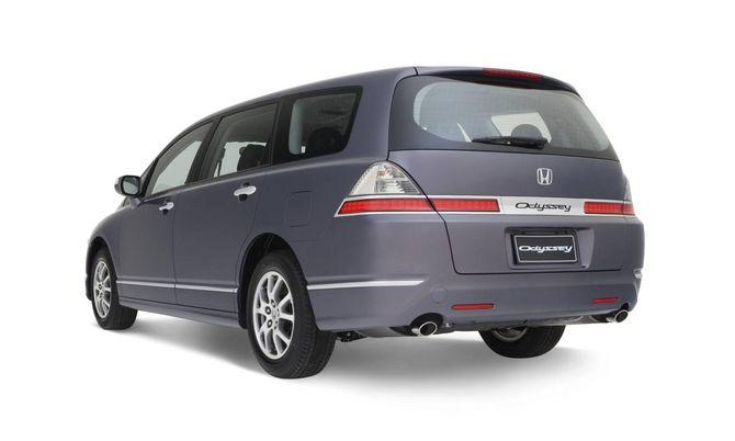 Honda RB1.II Odyssey (2006 09)