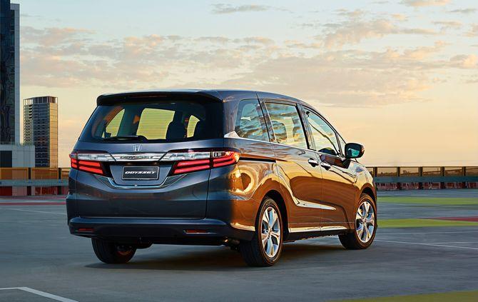 Honda Odyssey Transmission Problems >> Review: Honda RC1 Odyssey (2014-on)