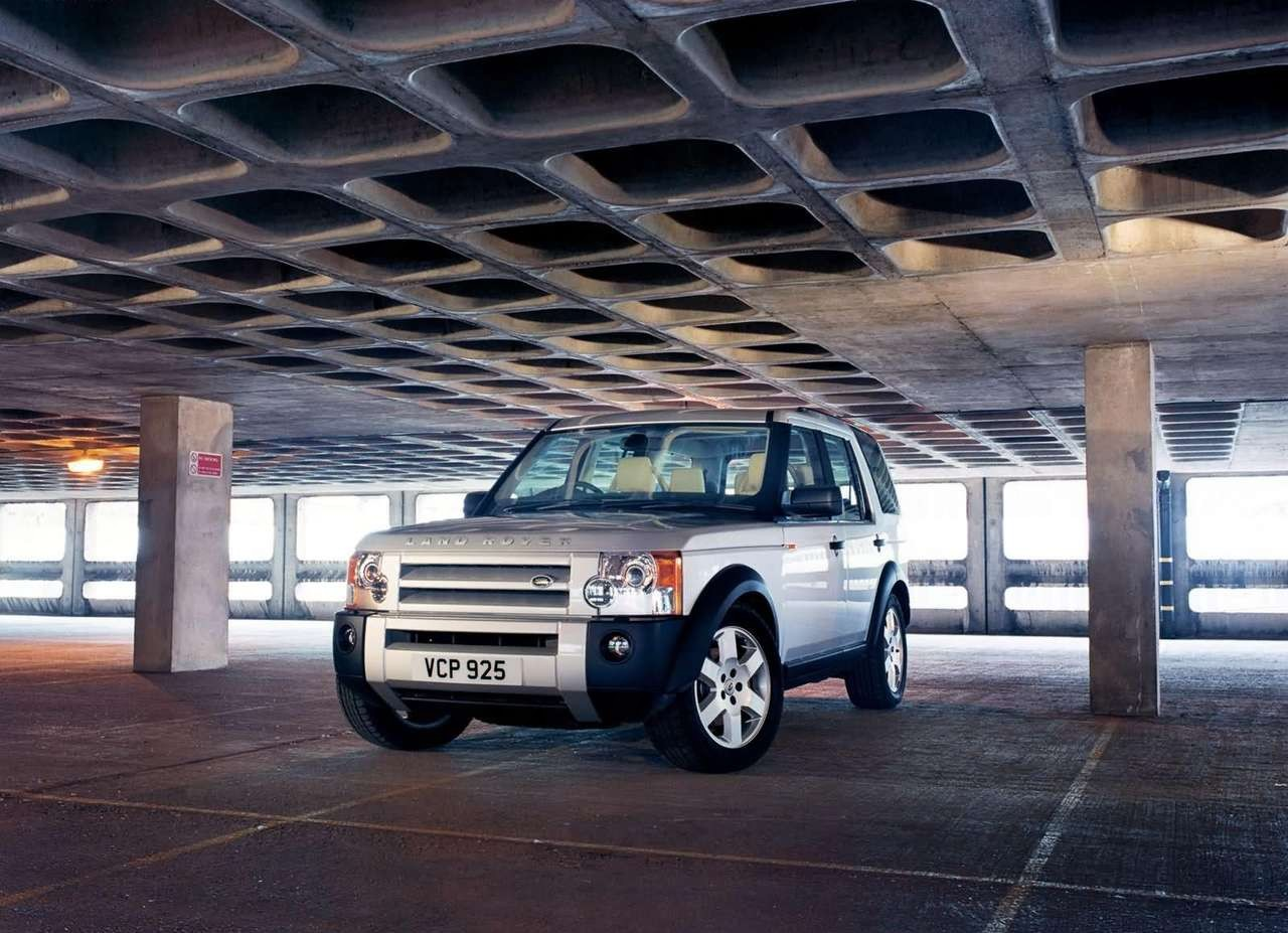 Problems and Recalls: Land Rover Discovery 3 (2005-09)