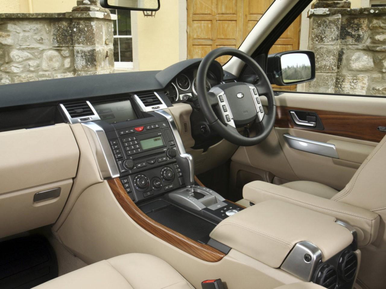 100+ [ Land Rover Sport Interior ] | Range Rover Sport