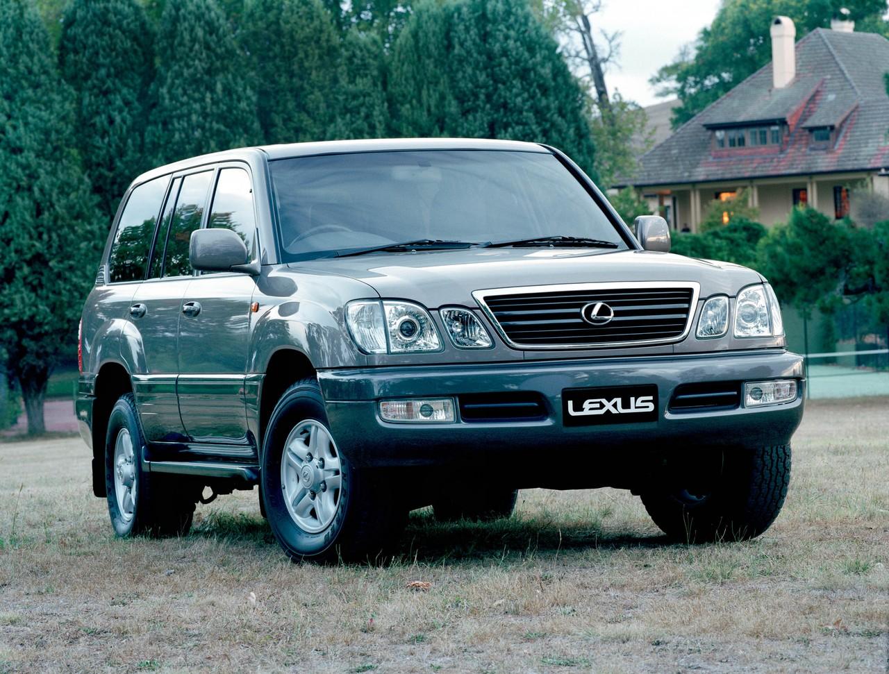 Lexus 100 series