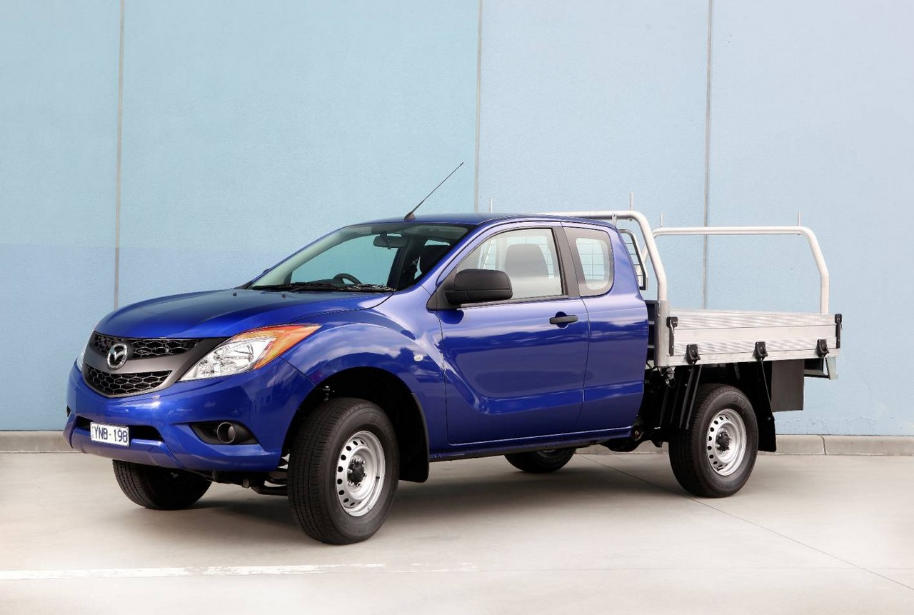 Problems and Recalls: Mazda UP/UR BT-50 cab chassis (2011-on)