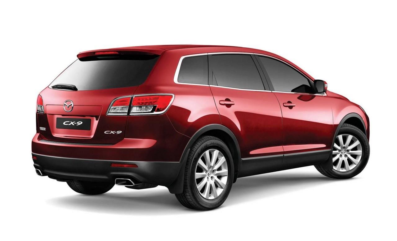 Buyer's Guide: Mazda CX-9 (TB: 2007-15)