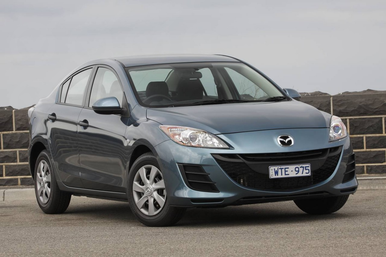 Problems and Recalls: Mazda BL Mazda3 (2009-13)
