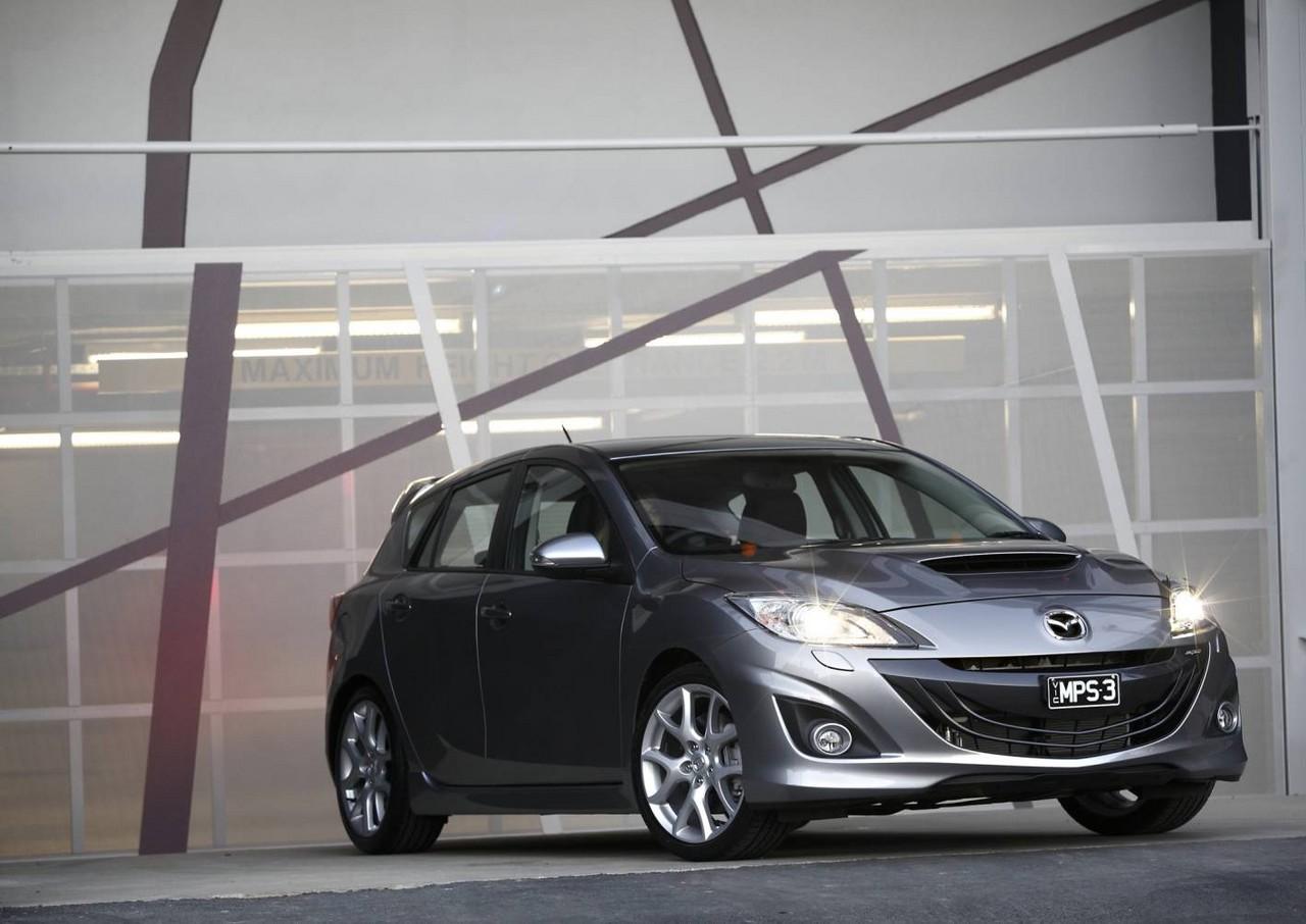 Problems and Recalls: Mazda BL Mazda3 MPS (2009-13)