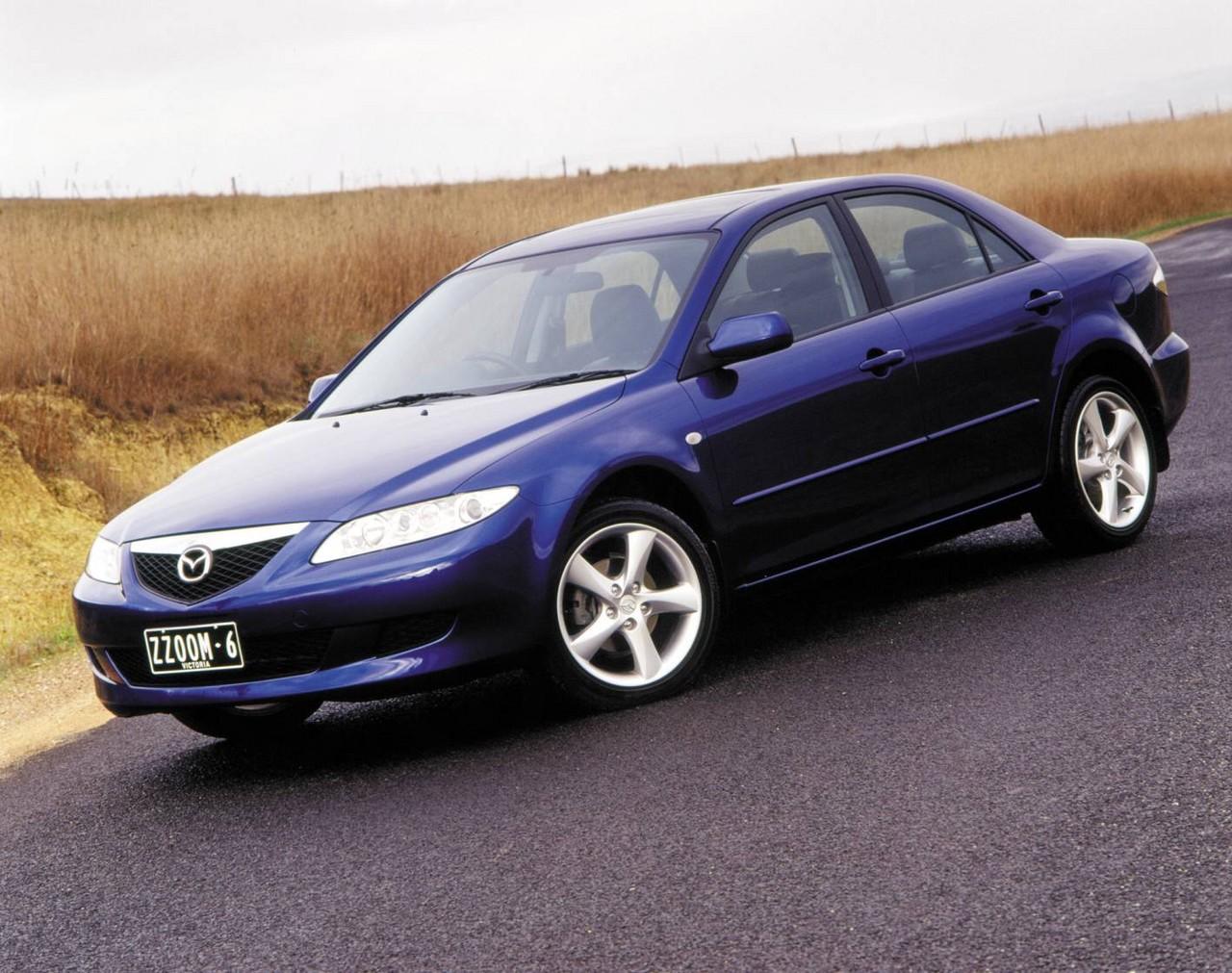 Kelebihan Mazda 6 2002 Spesifikasi