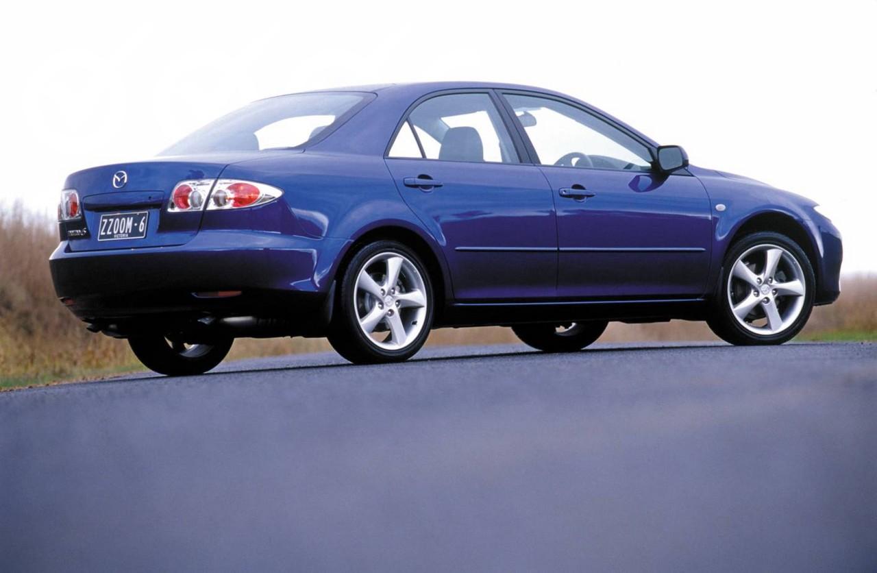 Kelebihan Mazda 6 2002 Top Model Tahun Ini