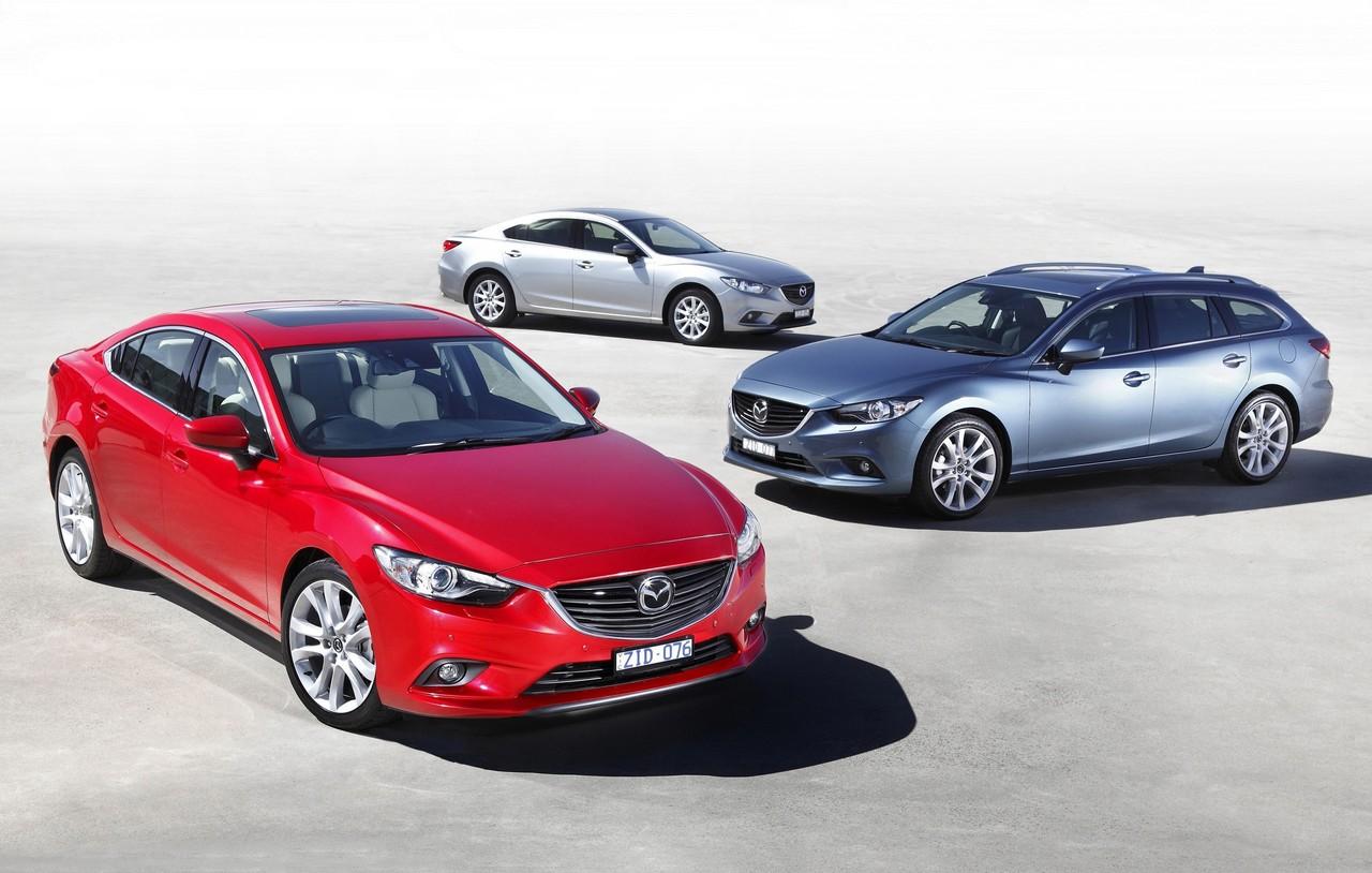 Problems and Recalls: Mazda GJ Mazda6 (2012-16)
