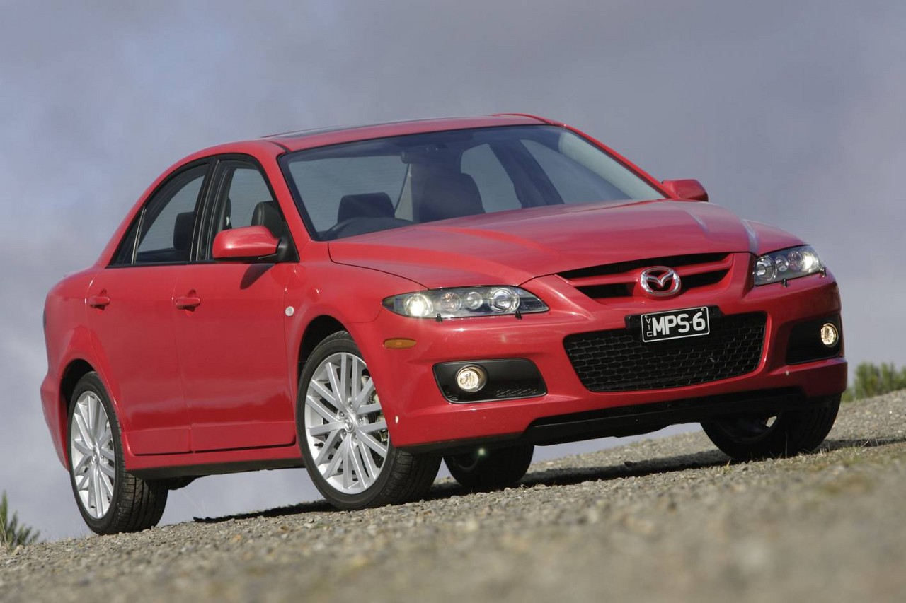 Problems and Recalls: Mazda Mazda6 MPS (2005-07) | Takata