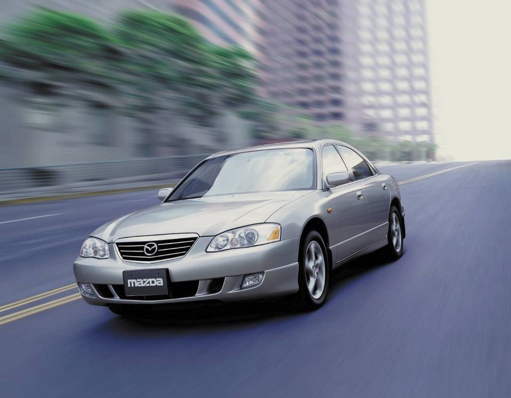 buyer's guide: mazda ta millenia (2000-03)