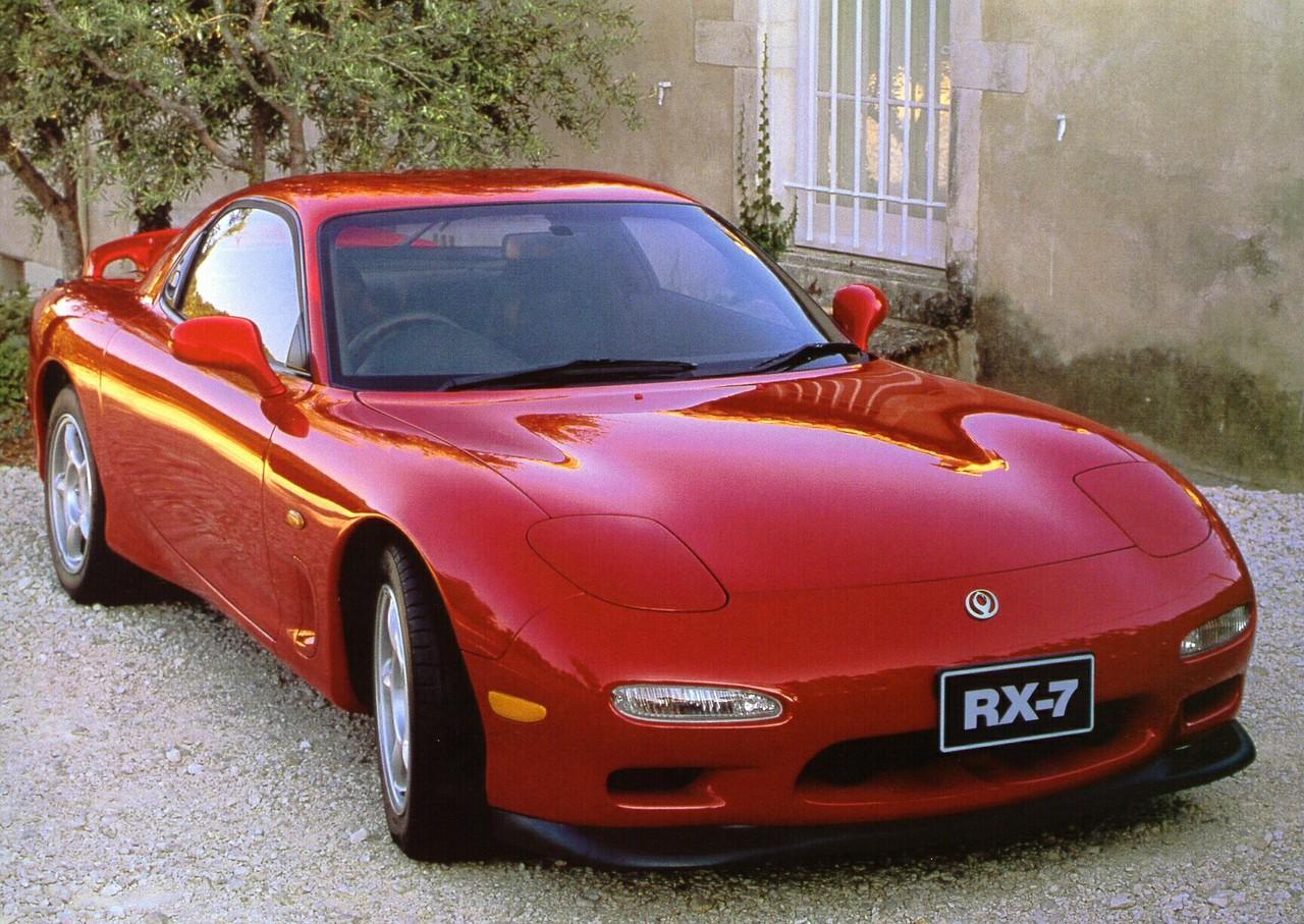 mazda rx7 2005. mazda rx7 2005 d