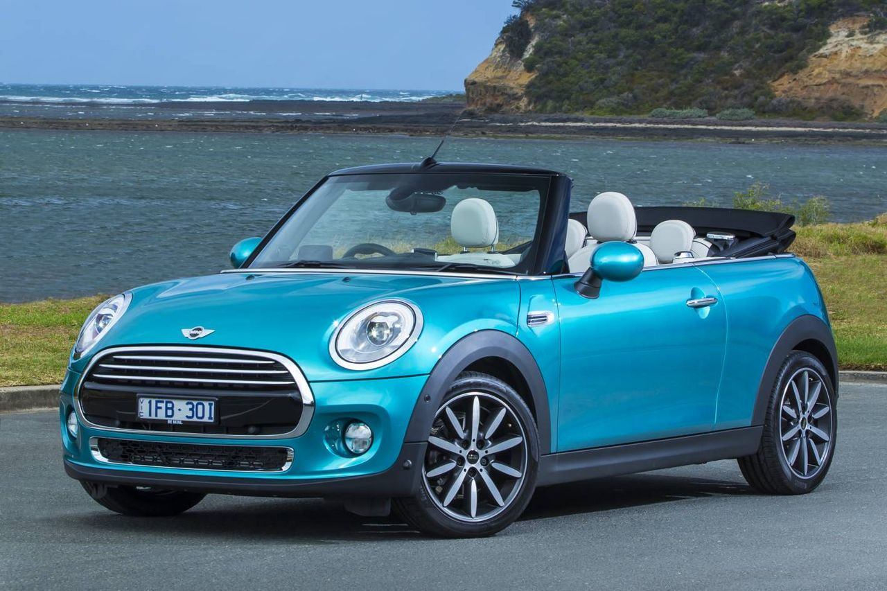 Review Mini F57 Convertible Cooper 2016 On