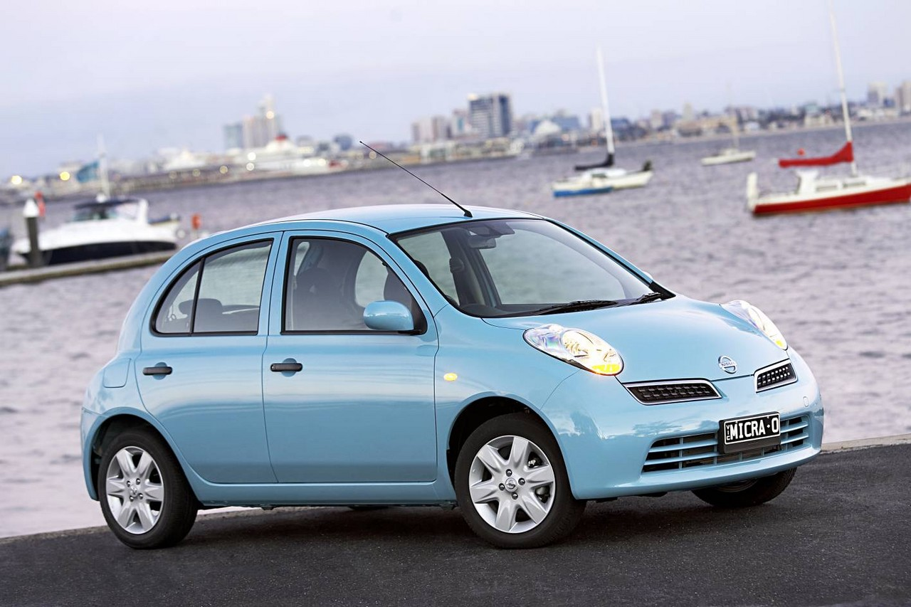Buyer S Guide Nissan K12 Micra 2007 10