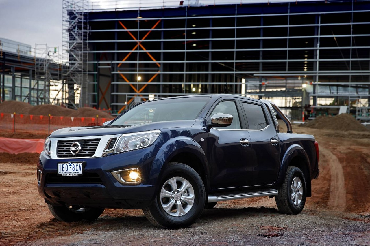 Review: Nissan D23/NP300 Navara Utility (2015-on)