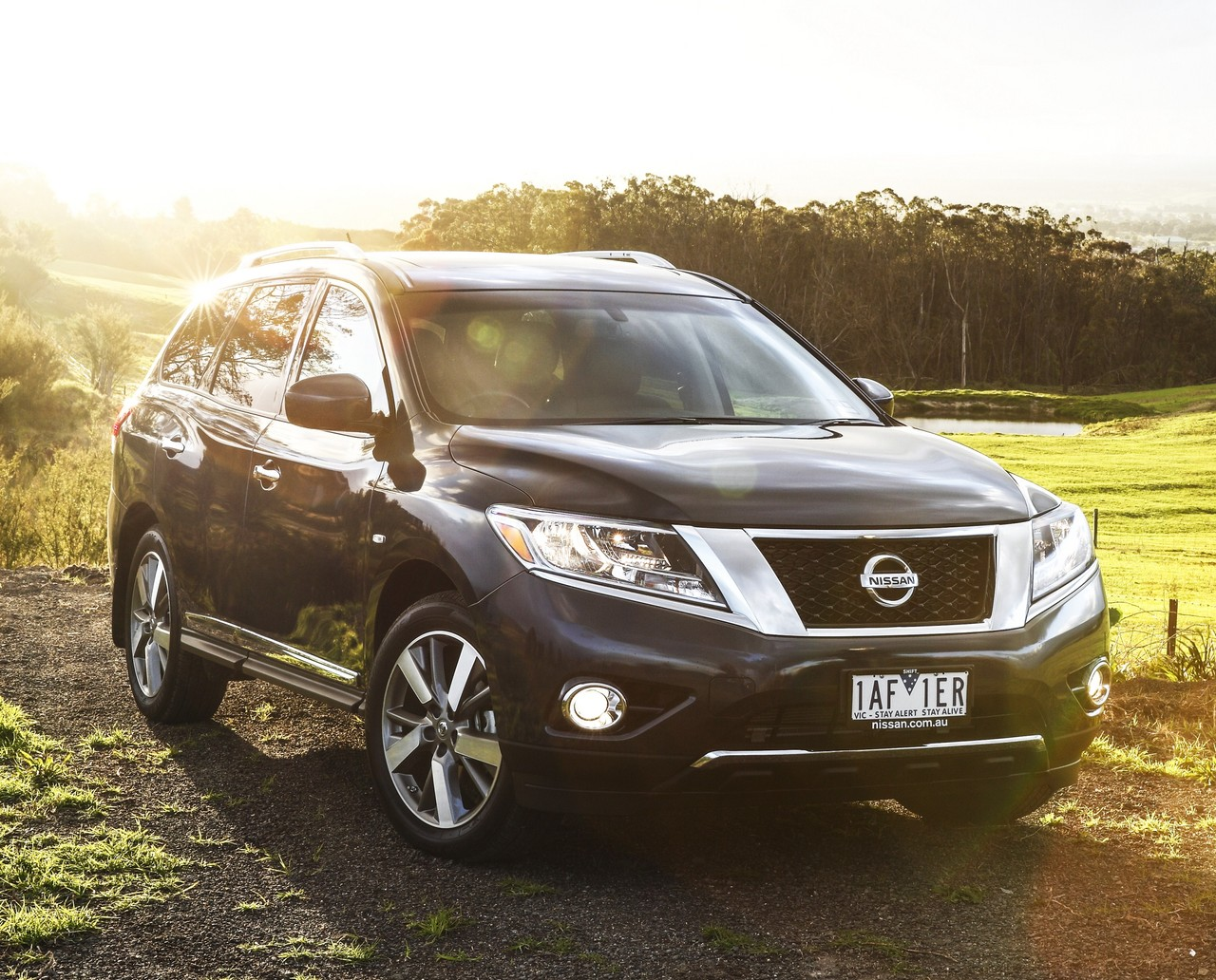 Problems and Recalls: Nissan R52 Pathfinder | CVT judder