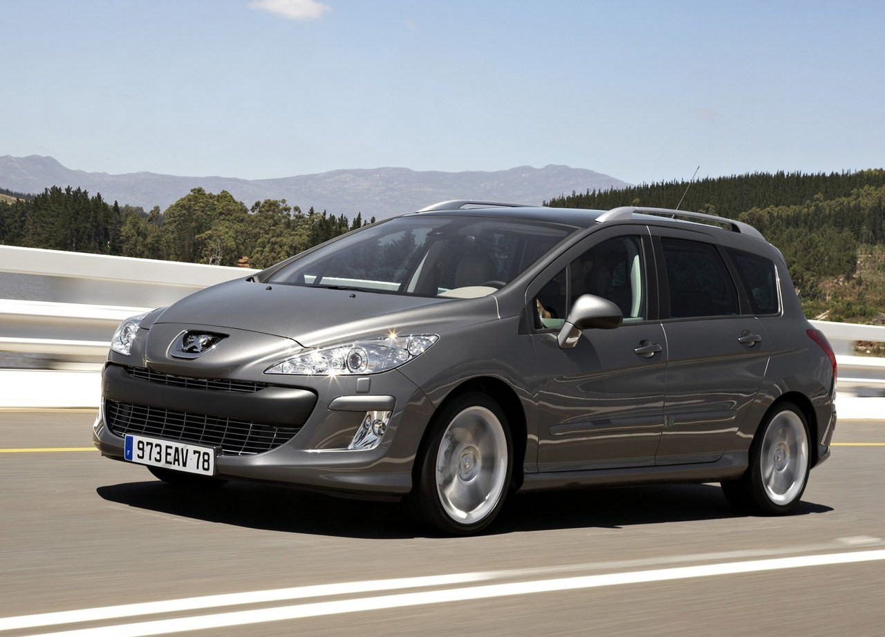 Problems and Recalls: Peugeot T7 308 Wagon/Touring (2008-13)