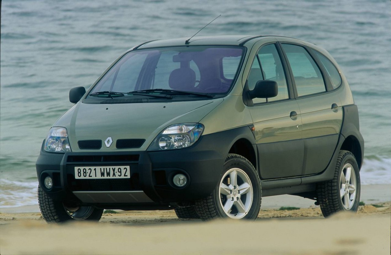 Renault scenic rx4 problems