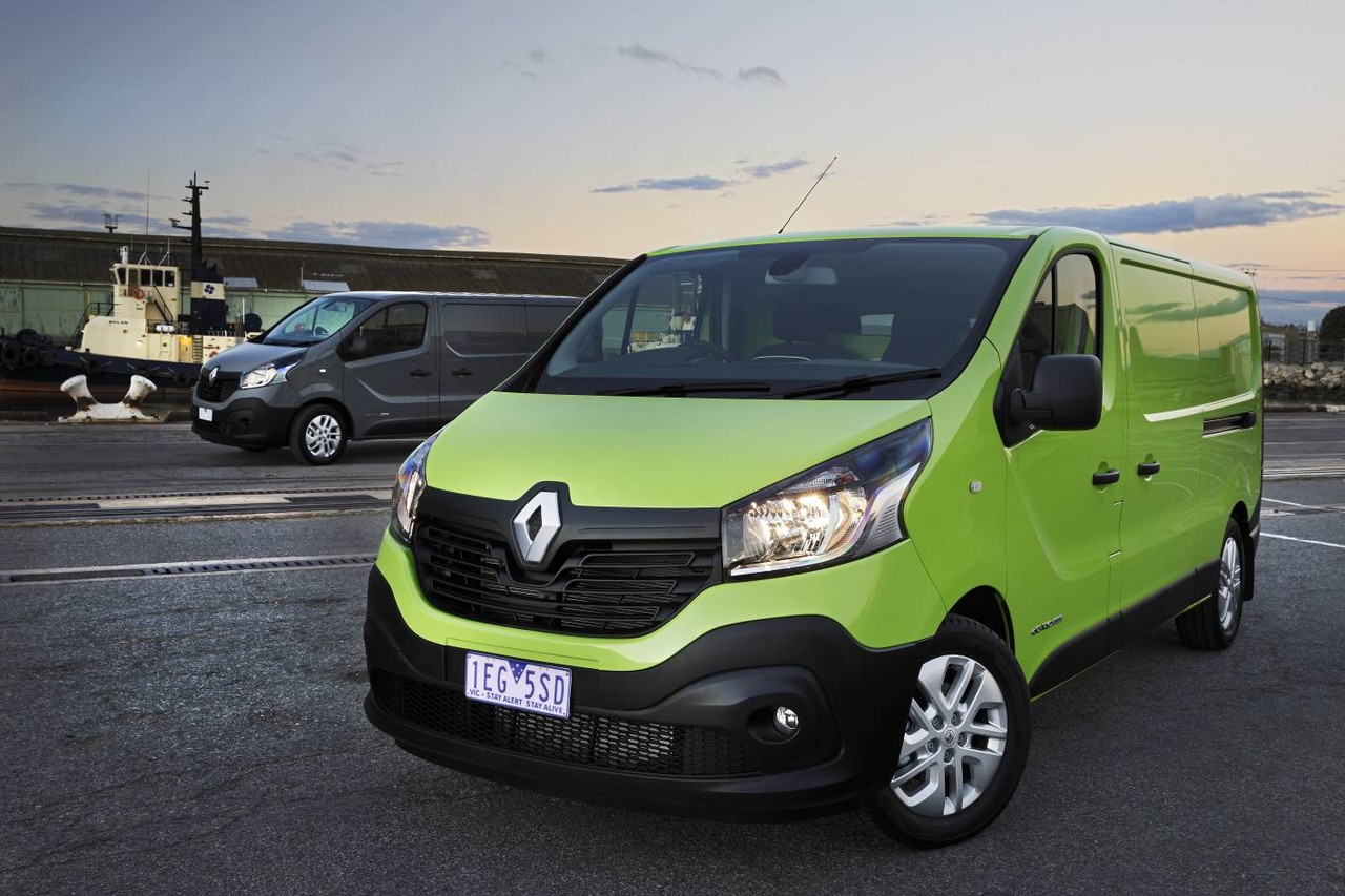 Problems And Recalls Renault X82 Trafic 2015 On