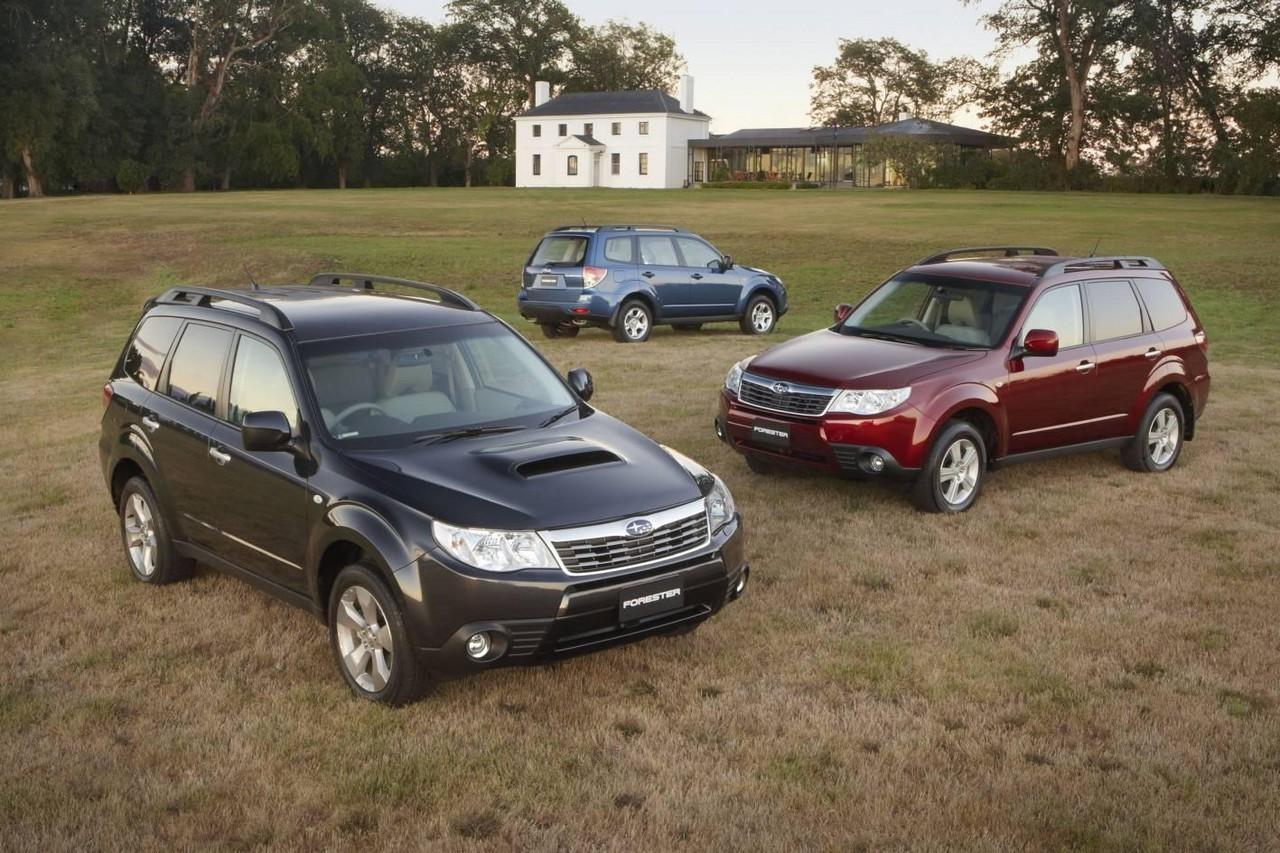 Problems and Recalls: Subaru SH Forester (2008-12) | EJ25 gasket