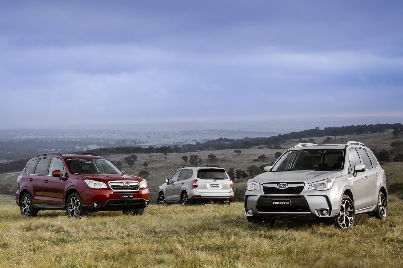 Problems and Recalls: Subaru SJ Forester | oil consumption