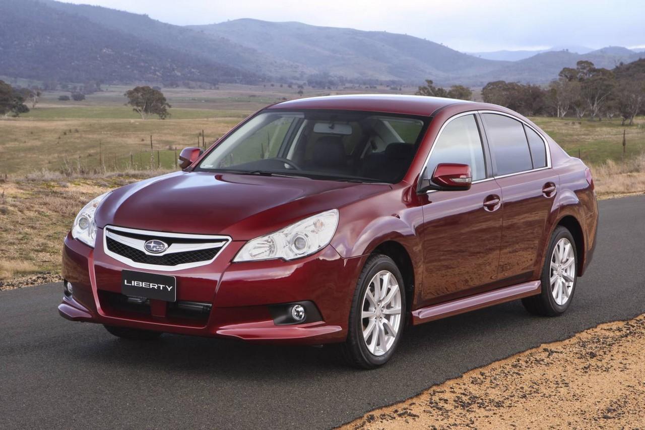 Problems and Recalls: Subaru BM/BR Liberty (2009-14) | CVT