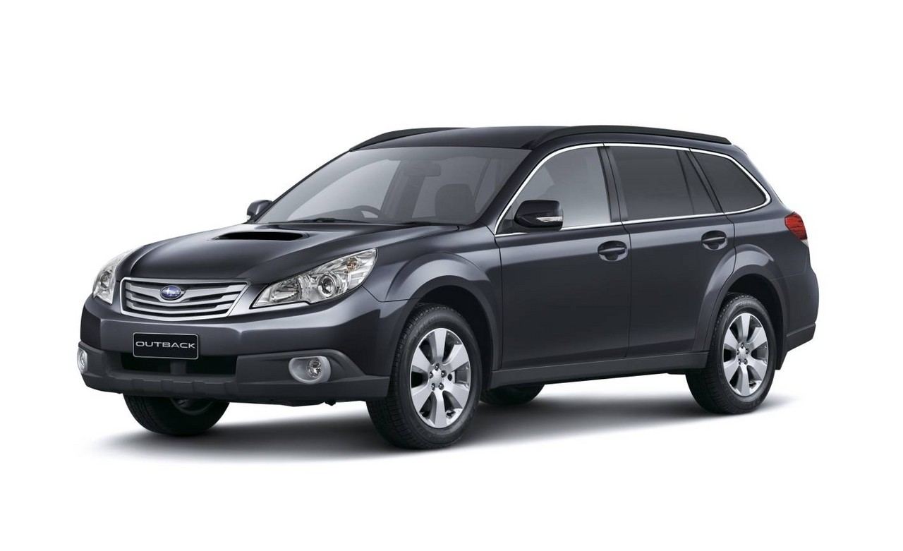 Problems and Recalls: Subaru BR Outback (2009-14) | CVT and