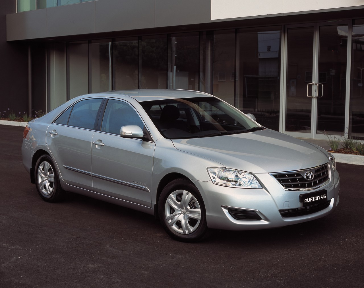 Toyota aurion transmission problems