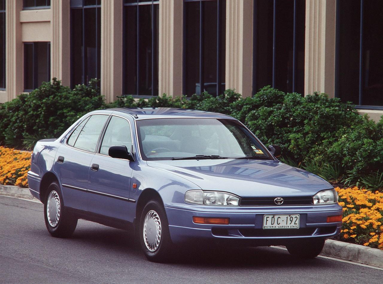 Toyota Camry Review (XV10: 1993-97) - CSi, CSX, Vienta