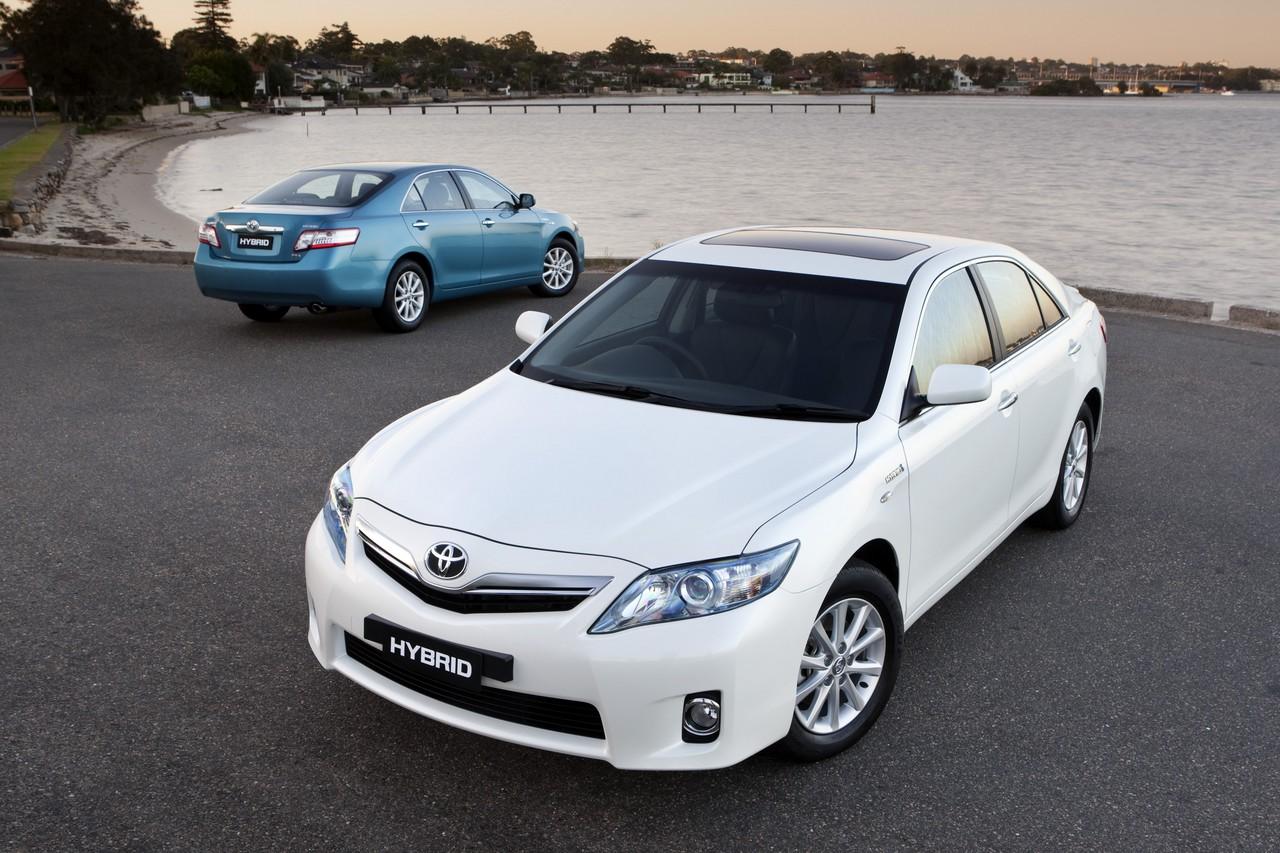 Recalls Faults Toyota Xv40 Camry Hybrid 2009 11
