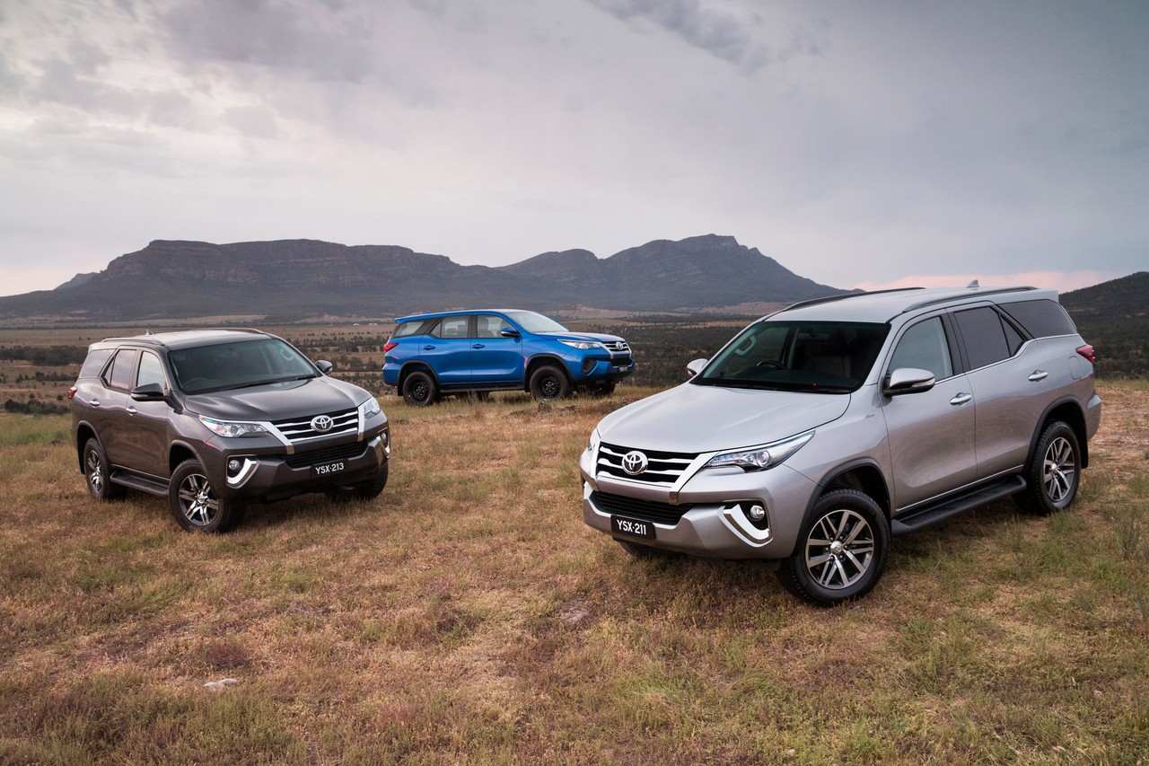 Review: Toyota AN160 Fortuner Review (2015-on) | GX, GXL and
