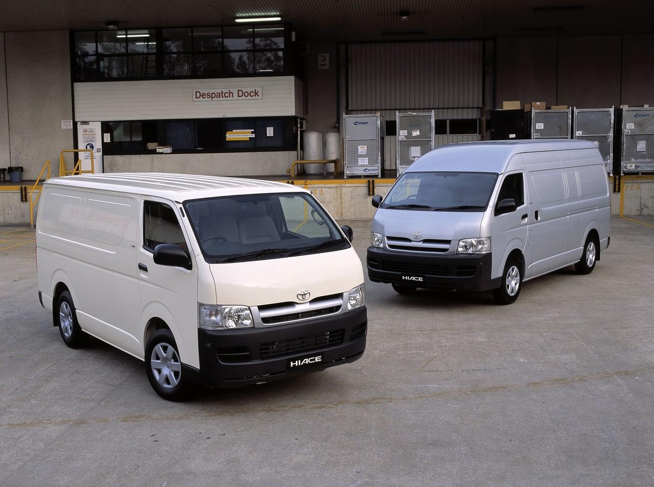 Problems and Recalls: Toyota Mk 5 HiAce Van | 1KD-FTV