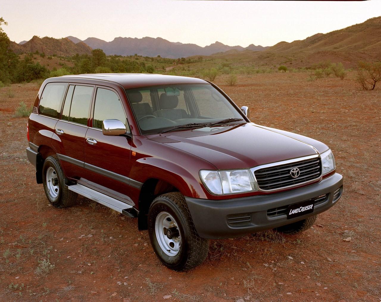 Problems and Recalls: Toyota 100 Landcruiser (1998-07)