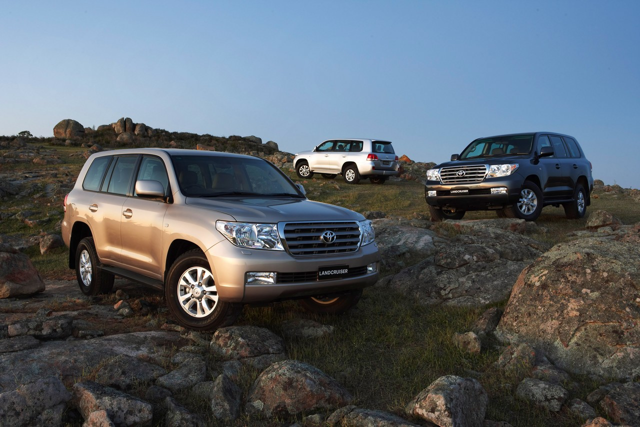 Problems and Recalls: Toyota 200-Series Landcruiser (2007-on)
