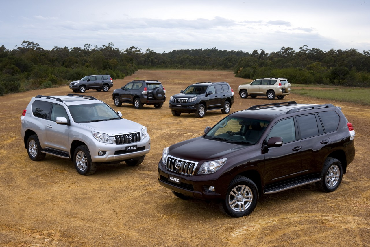 Problems and Recalls: Toyota 150 Landcruiser Prado | 1KD-FTV