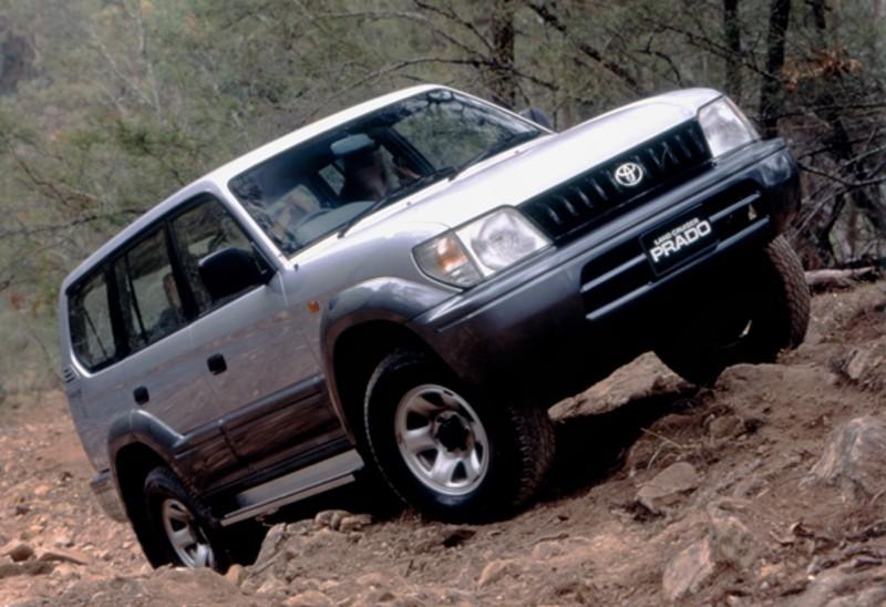 Toyota prado engine problems