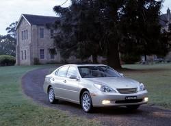 Lexus xv30 es300 problems and recalls 2001 lexus xv30i es 300 gold front quarter with fog lights australia sciox Image collections
