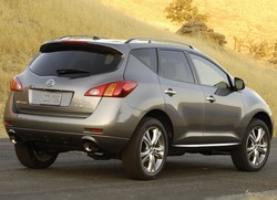 Problems and Recalls: Nissan Z51 Murano (2009-14)