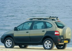 Problems and Recalls: Renault J64 Scenic RX4 (2001-03)