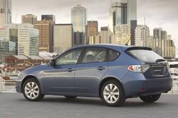 Subaru impreza problems
