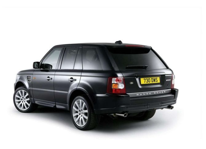 review land rover l320 range rover sport 2005 13. Black Bedroom Furniture Sets. Home Design Ideas