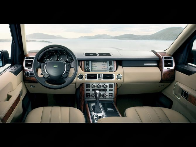 Range Rover Vogue L322 Review: 2005 to 2012