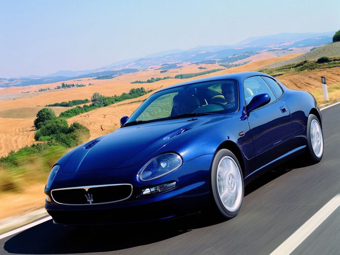 Car of the week, the Maserati 3200 GT