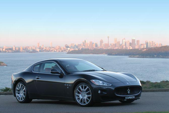 Review Maserati M145 Granturismo 2007 On